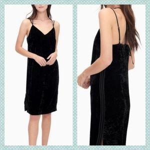 Splendid Crushed Velvet Cami Dress NWT
